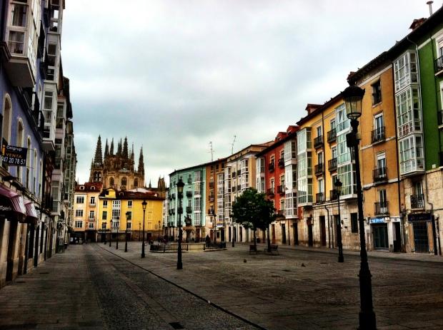 Lovely Burgos