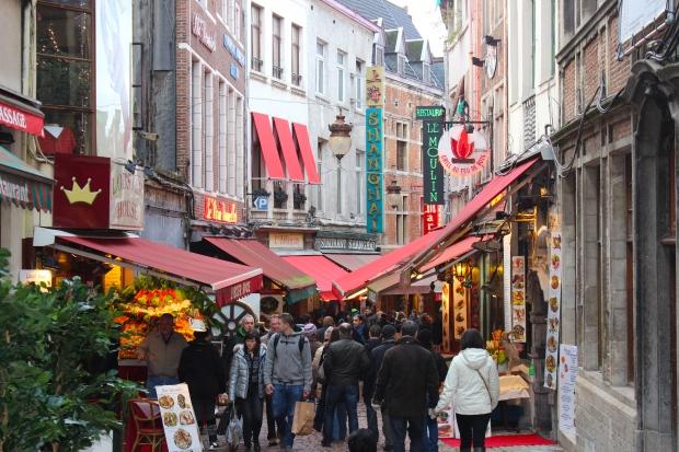 Brussels sreets
