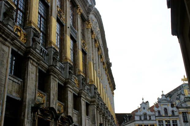 Golden Grand Place
