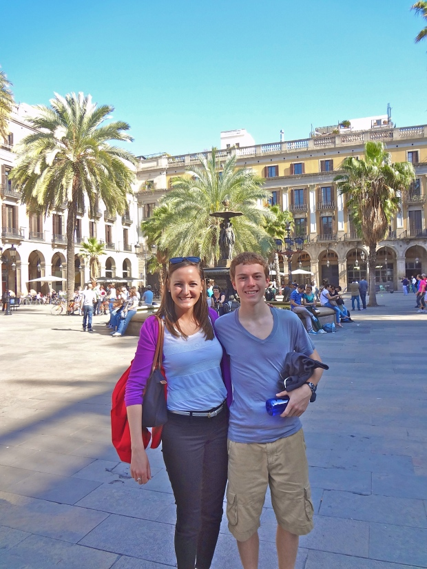 Plaza Nueva, Barcelona