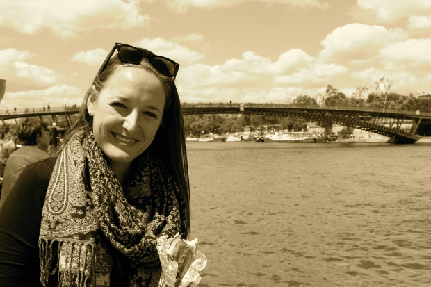 Lunch on the River Seine