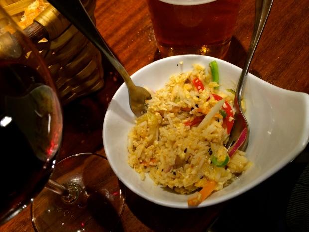 Un pintxo of arroz, pro favor
