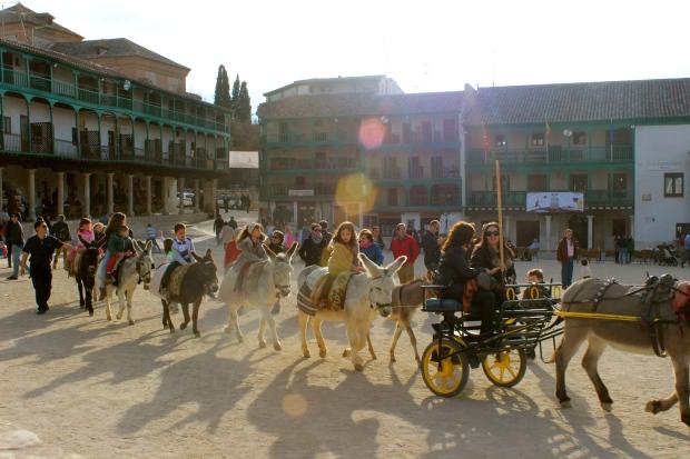 Donkey parade