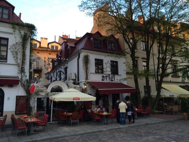 Jewish Quarter, Krakow