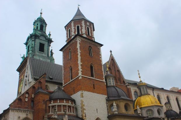 Wawel Cathedral, Castle