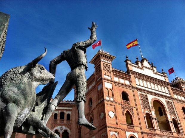 Las Ventas, Plaza de Toros