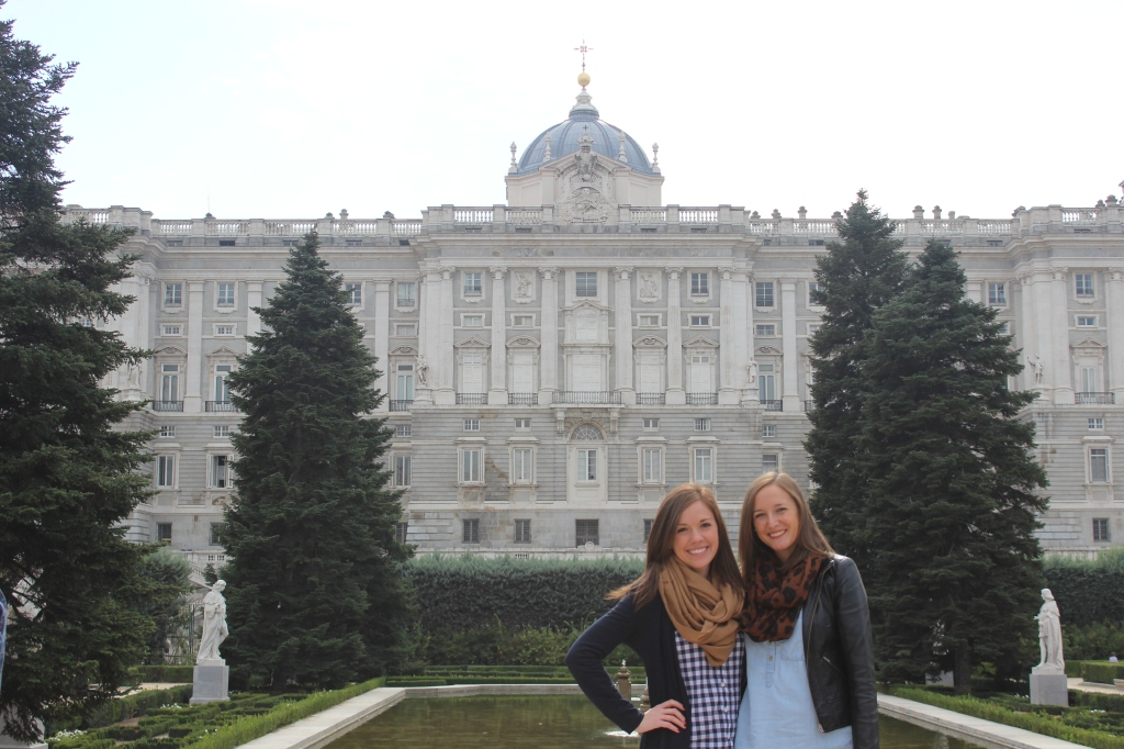 Some Royal Palace action