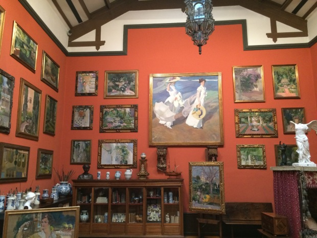 Museo Sorolla, one of my favorites