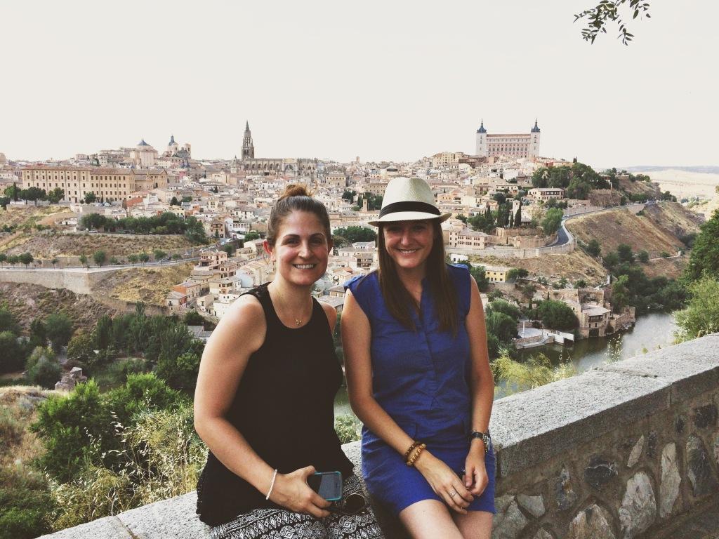 The best view of Toledo
